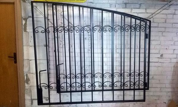 Порошковая покраска ворот