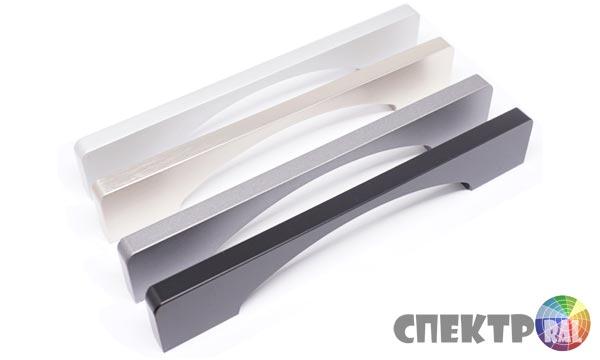Порошковая окраска мебельных ручек и крючков